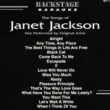THE BEST OF JANET JACKSON KARAOKE CD+G - 16 TRACKS