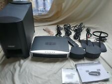 Bose 321 GS Series-III  HDMI DVD Home Theater System/stands WORKS GREAT!