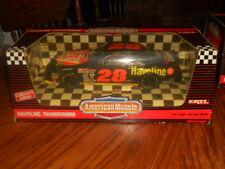 1993 Ertl American Muscle #28 Allison Havoline Thunderbird 1:18 Diecast  #7458