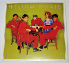 Japan Pressing YELLOW MAGIC ORCHESTRA Solid State Survivor LP Record