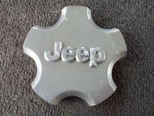 03 04 Jeep Grand Cherokee charcoal alloy wheel center cap