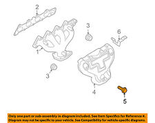 Chevrolet GM OEM 04-08 Aveo 1.6L-L4 Exhaust Manifold-Heat Shield Bolt 94500234