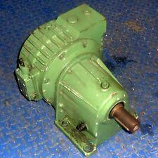 LENZE 1750RPM 3HP DISCO-VARIATOR POWER TRANSMISSION 11.710.06