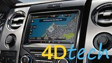 Factory MyFord MyTouch OEM GPS Navigation Upgrade Kit MFT (2013 2014 Ford F150)