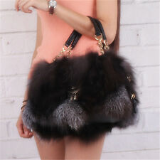 New Autumn And Winter Women'S Bags Soft Warm Plush  Fur Shoulder Bag Handbag