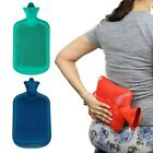 Water Injection Rubber Hot Water Bottle: bag is a thick and portable warmer