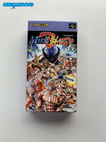 MUSCLE BOMBER Nintendo Super Famicom SFC SNES JAPAN Ref:311440