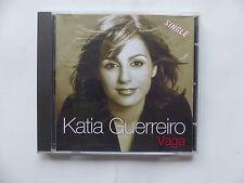 CDr promo  Single KATIA GUERREIRO Vaga