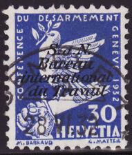 Switzerland Labour Bureau Scotts 3 O 35 used VF