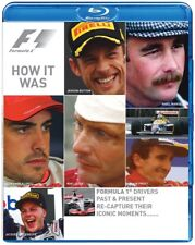 F1 HOW IT WAS (2016): BLU-RAY - FORMULA ONE - Iconic moments 1984-2011 - NEW UK