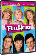 FULL HOUSE: THE COMPLETE FIRST SEASON (4PC) - DVD - Region 1