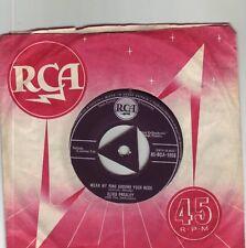 ELVIS PRESLEY WEAR MY RING AROUND YOUR NECK 1958 45