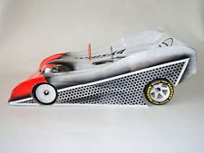 SM-P1 1/8 Scale GT RC Car body Serpent 988 Xray RX8 Motonica P81 Mugen MRX6