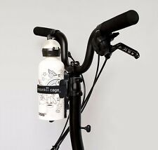 monkii clip B + monkii Cage - Brompton Bottle Cage System