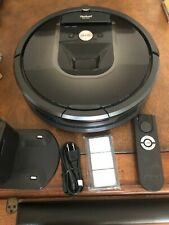 iRobot Roomba 980 Black Vacuum Cleaning Robot