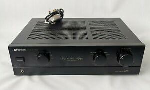 Pioneer Stereo Amplifier Model A-300 - Vintage 90's - Untested