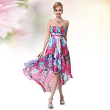 Regular Chiffon Formal Empire Waist Dresses for Women