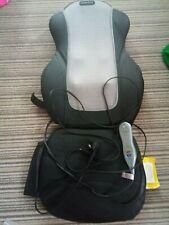 HoMedics SBM-380H-GB Dual Shiatsu Back Massage Chair