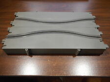 """Used Vintage 1965 Revell 12"""" Chicane Track Section (see pictures)"""