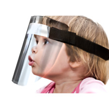 Canadian Made Premium Kid's Face Shield with Adjustable Strap