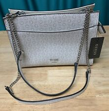 Guess Los Angeles Crossbody Purse Color Stone NWT