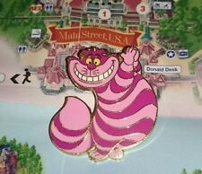 Pin Disney Paris Cast Member Refresh Lanyard Cheshire Cat Chat Alice Wonderland
