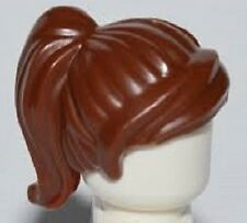 LEGO Minifig Female Hair Ponytail Swept Sideways Fringe Star Wars Episode 7 City