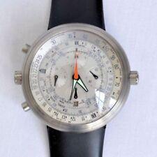 Relojes de pulsera titanio de goma