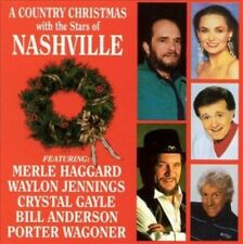 A Country Christmas with the Stars of Nashville - PORTER WAGONER,BILL ANDERSON,C
