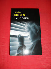 HARLAN COBEN   Peur Noire        -  THRILLER  TBE