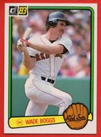 1983 Donruss #586 Wade Boggs NEAR MINT/MINT+ Rookie RC Boston Red Sox FREE S/H