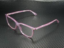 GUCCI GG0094O 009 Rectangular Square Pink Demo Lens 54 mm Women's Eyeglasses