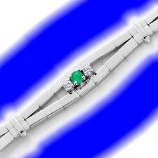 Markenlose Armbänder aus Weißgold mit Diamanten