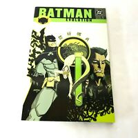 Batman New Gotham Vol 1 Evolution DC Comic TPB Graphic Novel Comic 2001 New