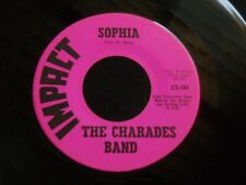 ZZ7 IMPACT 32 THE CHARADES BAND SURF ROCK SOPHIA CHRISTINA RAY BARADAT GRIGSBY