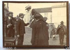 Cergy-Pontoise. Val d'Oise. photo ancienne . 1902