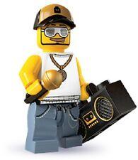 Lego minifigures serie 3 da collezione rapper nuovo