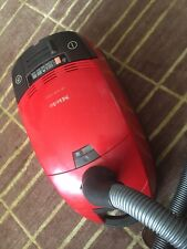 Miele Mercury S524  Canister Vacuum Cleaner, HEPA filter, Electro Hose & Wand