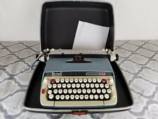 SMITH-CORONA CLASSIC 12 Wide Carriage Typewriter, Portable - Working