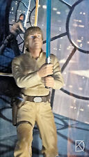 Epic Force Luke in Bespin Unopened Star Wars POTF2 1998 Action Figure rotatable