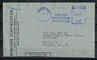 DDR, Freistempel Berlin - Berliner Stadtkontor 08.11.1959