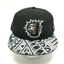 JACKSONVILLE SUNS Baseball Cap CUSTOM DESIGN BILL New Era 59Fifty Fitted Hat !!!