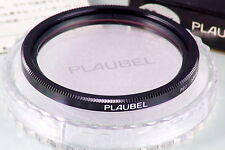 FILTRO PLAUBEL FILTER 58mm NEW IN BOX OLD STOCK 1B R60 ROSE FOR MAKINA 67 670