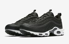 Nike AIR MAX PLUS / 97 BLACK/ANTHRACITE-WHITE - US 9,5/EUR 43 - DEADSTOCK