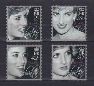 R459. Gibraltar - MNH - Famous People - Princess Diana