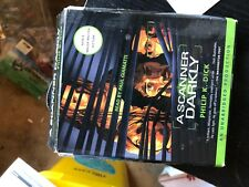 A Scanner Darkly Unabridged Philip K. Dick AUDIO BOOK CD read by Paul Giamatti
