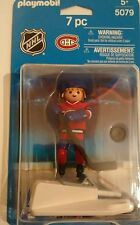playmobil NHL  5079 montreal Canadians HABS hockey player