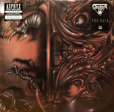ASPHYX the rack  2LP Silver Vinyl NEU NEW only 500 Dan Swanö Grave Desaster ...