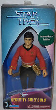 STAR TREK THE ORIGINAL SERIES : SECURITY CHIEF SULU BOXED ACTION FIGURE (TK)