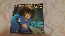 mireille mathieu-single france